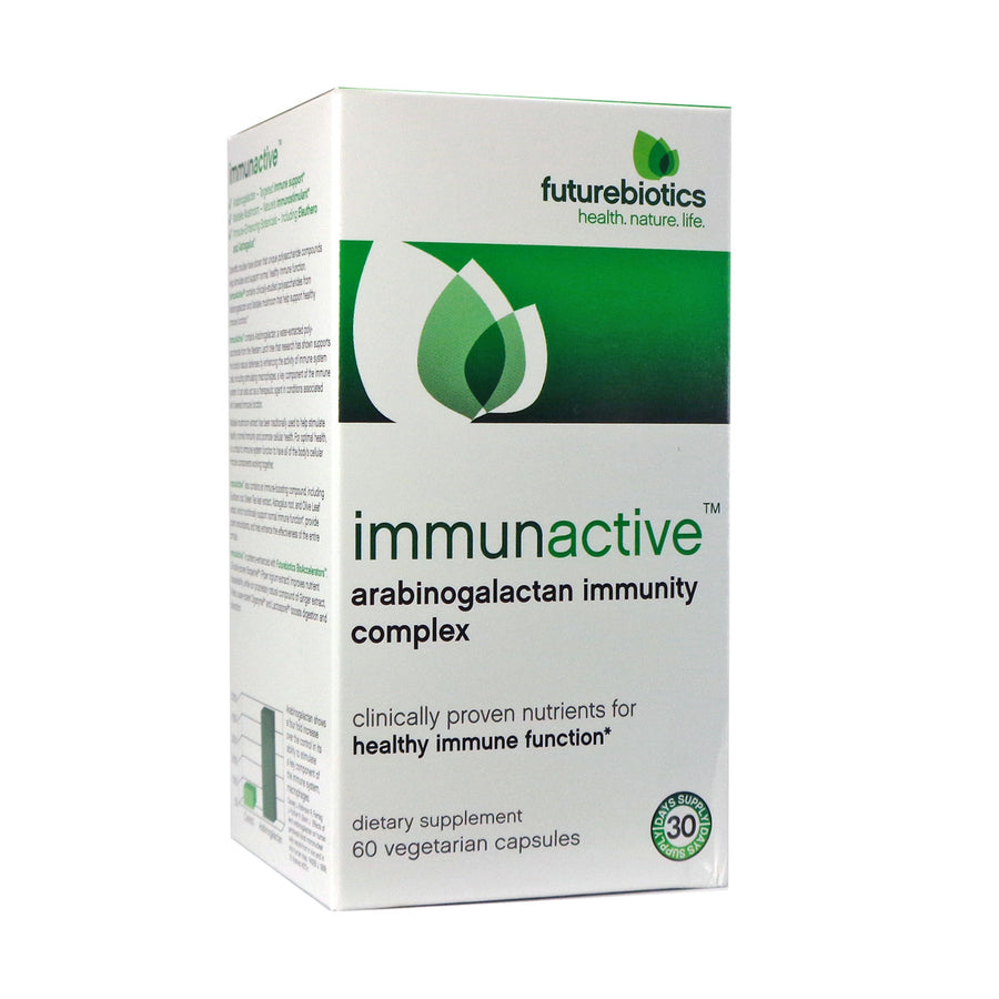Futurebiotics Immunactive by Futurebiotics - 60 Capsules