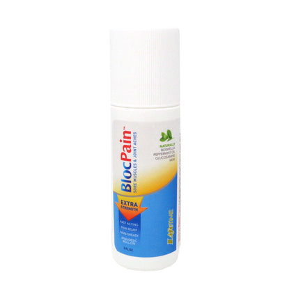 LifeTime Blocpain Roll-On Natural (Btl-Plastic) 3oz
