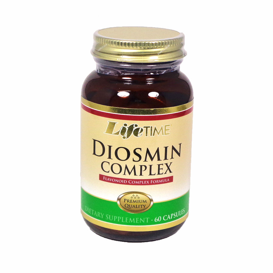 Diosmin Complex  by Lifetime Complex - 60 Capsules