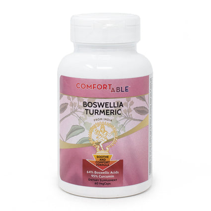 Boswellia Turmeric by Lifetime - 60 Capsules