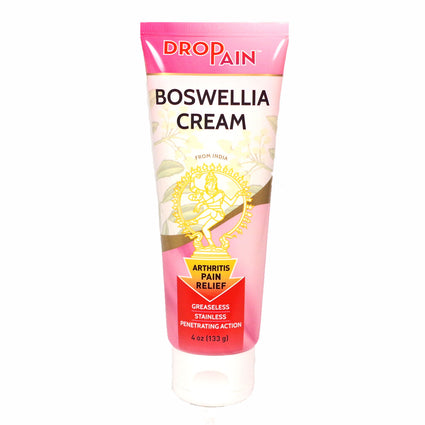 Dropain Boswellia Cream by Life Time - 4 Ounces