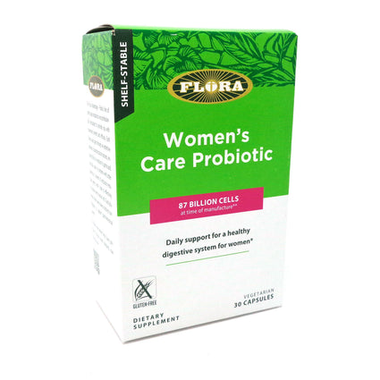 Flora  Women's Care Probiotic  -  30 capsule