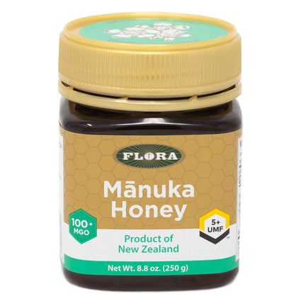 Flora Manuka Honey 100+MGO - 8.8 Ounces