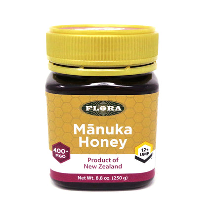 Flora Manuka Honey 400 MGO - 8.8 Ounces