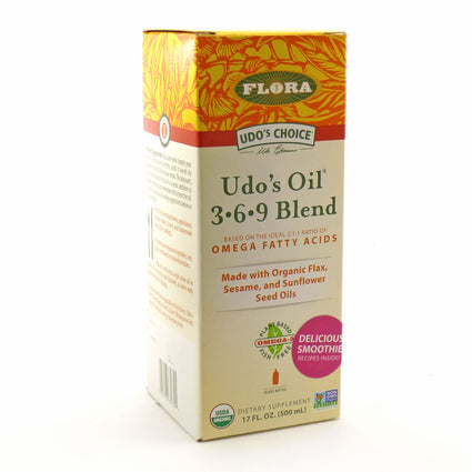 Flora Udo's Oil 369 Blend  - 17 Ounces