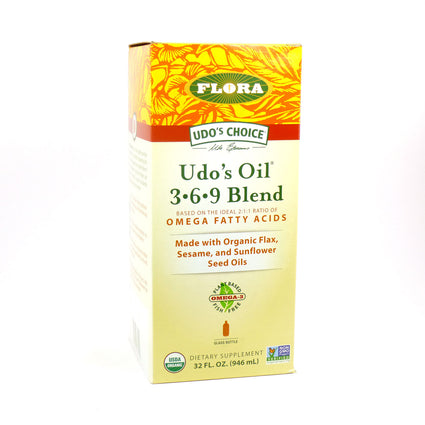 Flora Udo's Choice Oil Blend  32 oz.