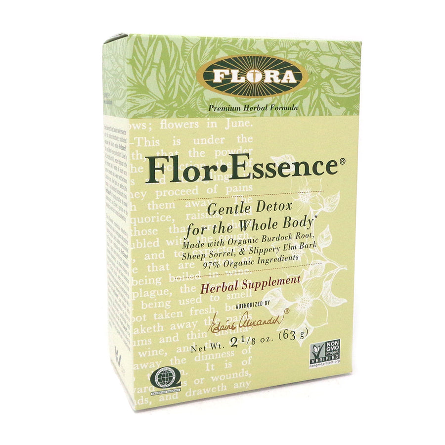 Flora Flor-Essence Dry Tea  - 63 Grams (2.2 Ounces)