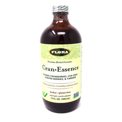 Flora  Cran-Essence  -  17 ounces