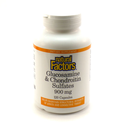 Glucosamine / Chondroitin Sulfate by Natural Factors - 120 Capsules