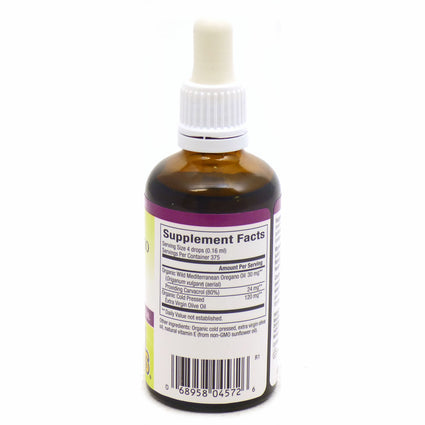 Oil of Oregano by Natural Factors - 2 Fluid Ounces
