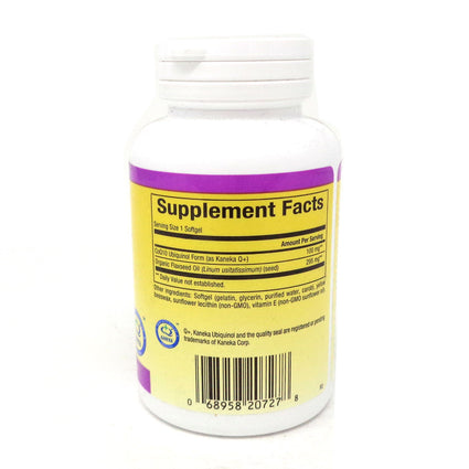 Natural Factors Ubiquinol Active CoQ10 - 30 Capsules