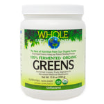 Natural Factors Fermented Greens Unflavored - 30 Servings