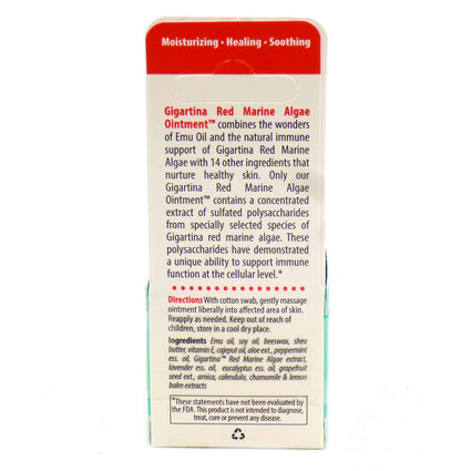 Red Marine Algae Ointment By Vibrant Health - .25 Ounce
