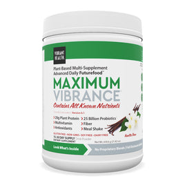 Maximum Vibrance By Vibrant Health - 703.5 Grams