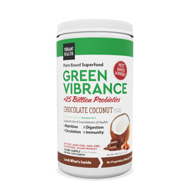 Vibrant Health Green Vibrance Chocolate Coconut - 13.23