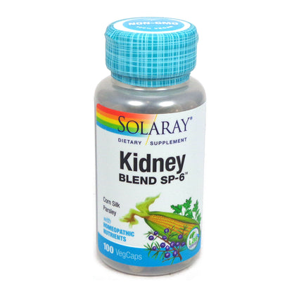 Kidney Blend SP-6 By Solaray - 100 Capsules