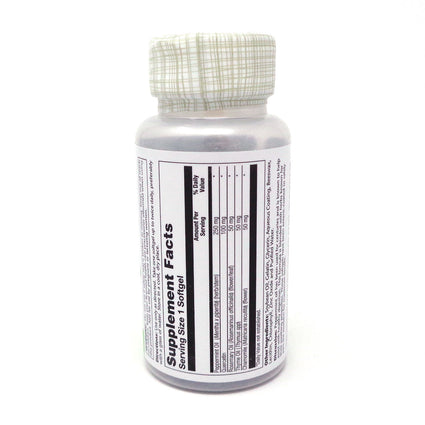 Peppermint Oil By Solaray - 60 Softgels
