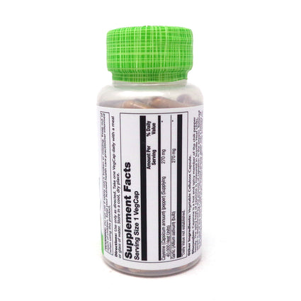 Cayenne With Garlic 540 mg By Solaray - 100  Capsules