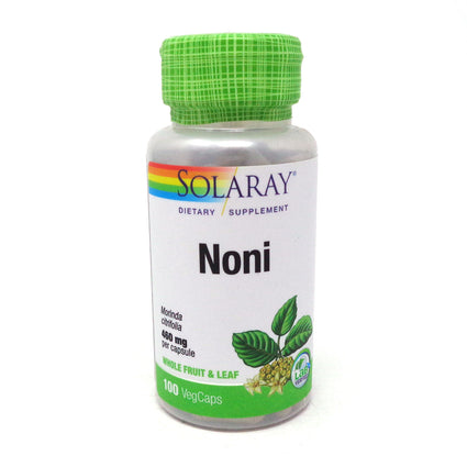 Noni 460 mg By Solaray - 100  Capsules