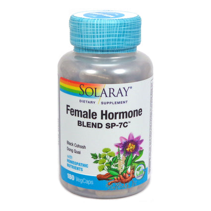 Female Hormone Blend SP-7C by Solaray - 180 Capsules