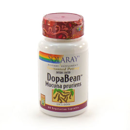 DopaBean 333 mg By Solaray - 60  Capsules