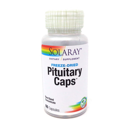 Pituitary Caps 95 mg By Solaray - 60 Capsules
