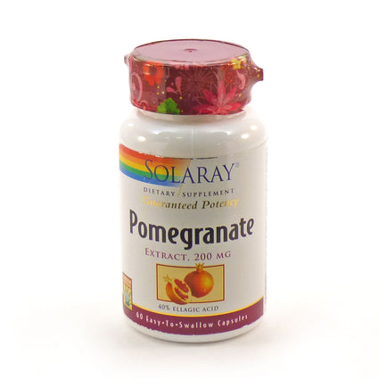 Pomegranate Extract by Solaray - 60 Capsules