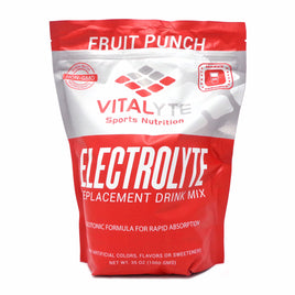 Vitalyte Electrolyte Fruit Punch Mix - 35 Ounces