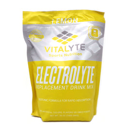 Vitalyte Electrolyte Lemon Drink Mix  35 Ounces