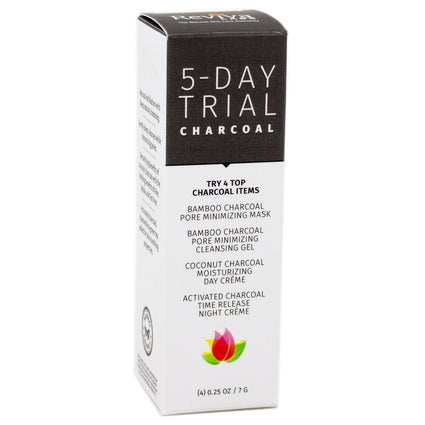 Reviva 5-Day Trial Charcoal Mask - .25 Ounces