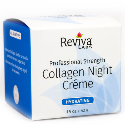 Collagen Cream by Reviva - 1.5 Ounces