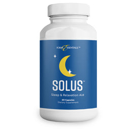 Form Essentials Solus Sleep and Relaxation Aid - 60 Capsules