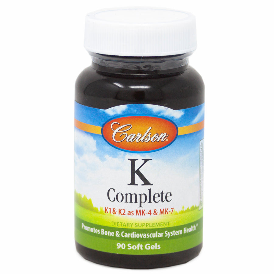 Carlson K complete  - 90 Softgels