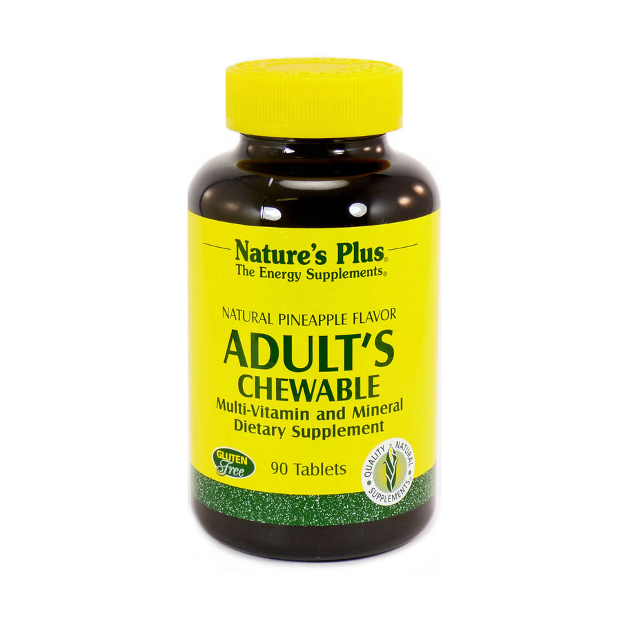 Adult's Chewable by Nature's Plus 90 Tablets