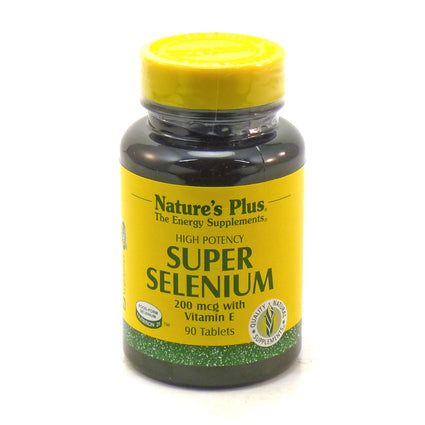 Super Selenium Complex by Nature's Plus - 90 Tablets