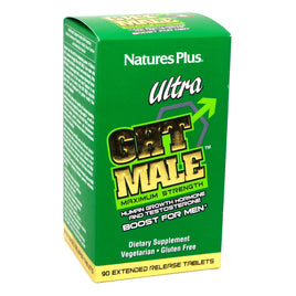 Ultra GHT Male by Nature's Plus - 90 Tablets
