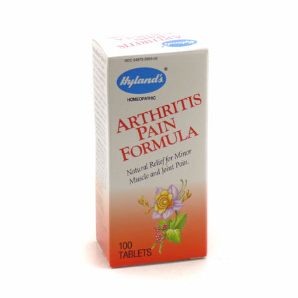 Arthritis Pain Formula By Hylands - 100 Tablets