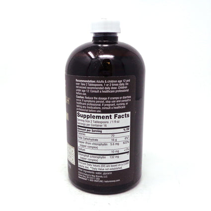 Chlorofresh (Natural Flavor) by Nature's Way 16 Ounces