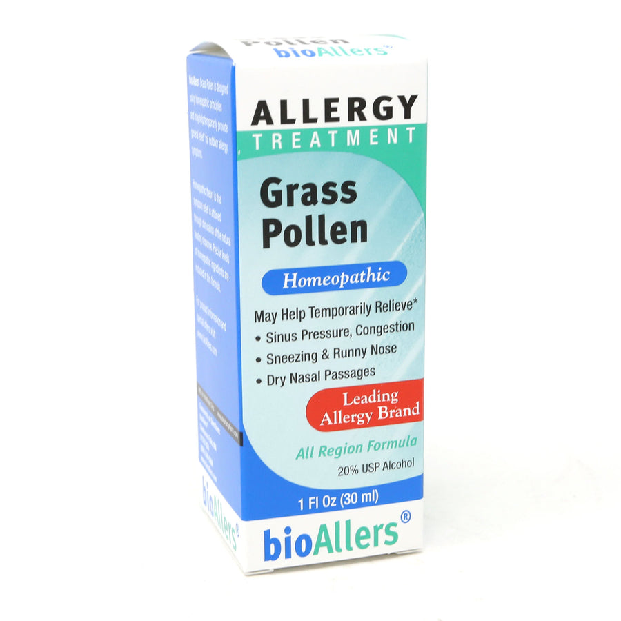 Grass Pollen By bioAllers - 1 Fluid Ounce