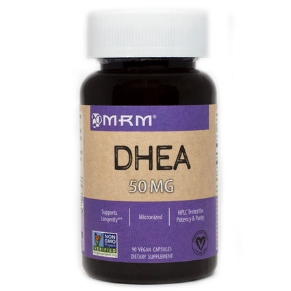 DHEA 50mg By Metabolic Response Modifiers MRM  - 90 Capsules