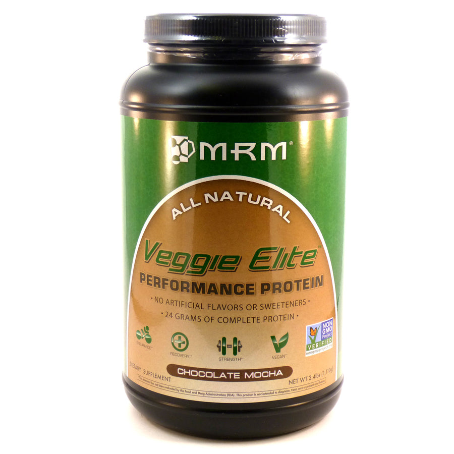 Veggie Elite Chocolate Mocha  by MRM  - 2.4 Pounds