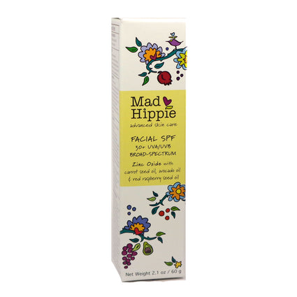 Facial SPF 30 By Mad Hippie - 1.94 Ounces