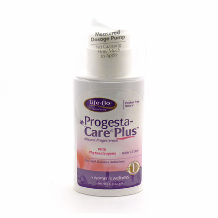 Progesta-Care Plus By LifeFlo - 4 oz