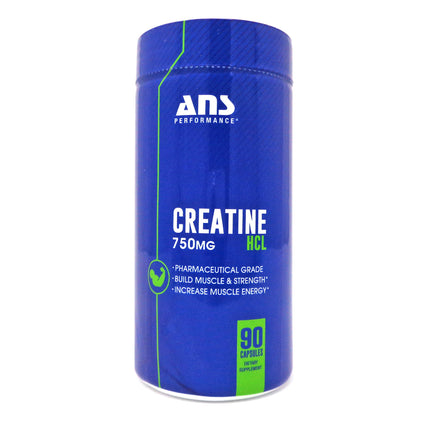 ANS Performance Creatine HCL  - 90 Capsules