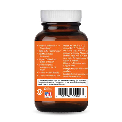 Candex By Pure Essence Labs - 40 Capsules