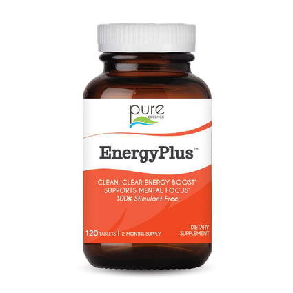 Energy Plus by Pure Essence Labs - 120  Tablets