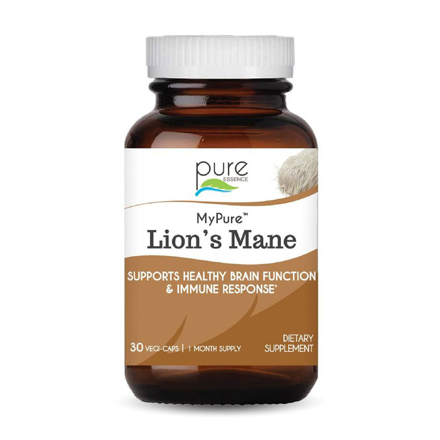 Pure Essence Labs My Pure Lion's Mane 30 capsule