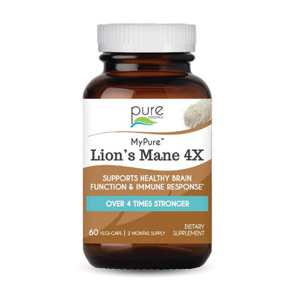 Pure Essence Labs My Pure Lion's Mane 4x 60 capsule
