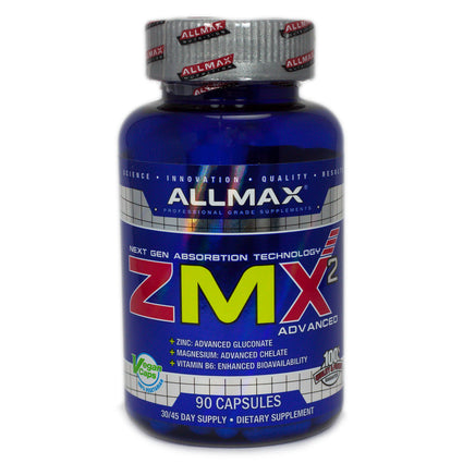 Allmax ZMA by All Max Nutrition - 90 Capsules