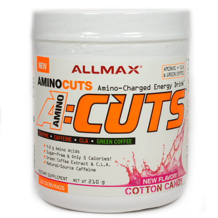 Allmax ACUTS Cotton Candy  - 210 Grams